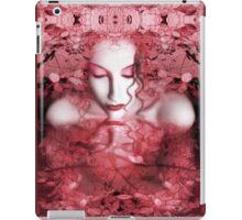 Red Autumn - Self Portrait iPad Case/Skin