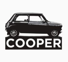 Classic Mini Cooper by tnarg227