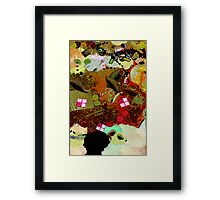 As Seen Through The Eyes Of A Child Framed Print