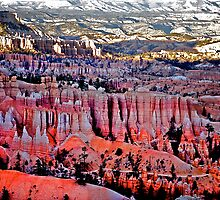 Bryce Canyon, Utah by Nancy Richard