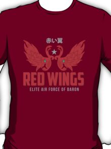 Baron Red Wings T-Shirt