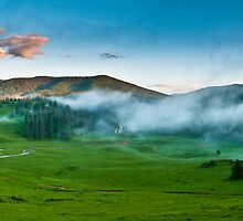 Ponor Meadow by Catalin Pomeanu