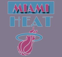 Miami! Heat T-shirt by Fl  Fishing
