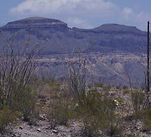 Rock Formations - US-Mexico Border - Rio Grande - Lajitas - West Texas by seymourpics
