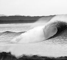 Magic Barrel- B&W by Jack Doherty