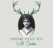 Someone Help Will Graham by heymichi