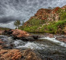 Bell Gorge - Kimberley WA by Ian English