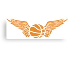 basketball wings Canvas Print