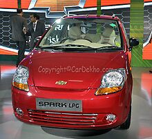 Chevrolet Spark Lpg Review by neil77