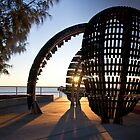 Shorncliffe Sunrise by GayeL Art
