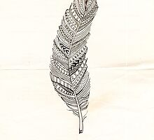 Feather by Lauren Miller
