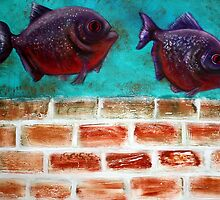 Piranha by Laura Barbosa