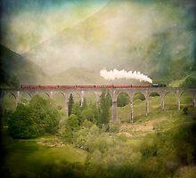 Glenfinnan viaduct by peaky40