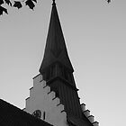Petri Kirche, Versmold by M. Kuypers