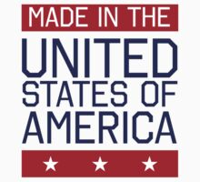 Made in the USA by Mark Omlor
