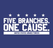 Five Branches: Air Force by Mark Omlor