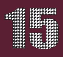 Alabama Houndstooth 15 by Brantoe