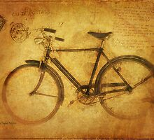 Robert's Bicycle by viennablue