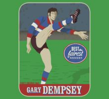 Gary Dempsey - Footscray (on Templeton Green) by Chris Rees