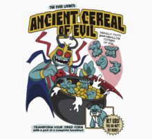 Ancient Cereals of Evil Kids Clothes
