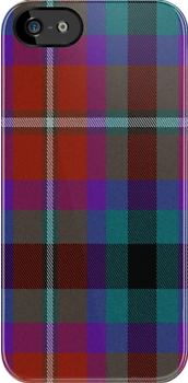 02885 St. Johns County, Florida E-fficial Fashion Tartan Fabric Print Iphone Case by Detnecs2013