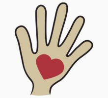 Heart Hand by Style-O-Mat