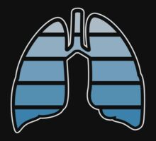 The human lungs T-Shirt