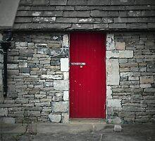 red door by drankney