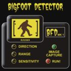 Bigfoot Detector by Samuel Sheats