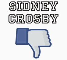 Crosby Dislike by spiderman12