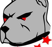 pitbull by Grobie