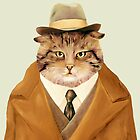 Detective Cat by AnimalCrew
