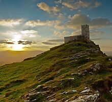 Brentor Church by DaveBent