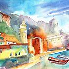Italy - Vernazza 07 by Goodaboom