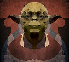 Yoda by lazylaves