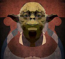 Yoda by lazylaves