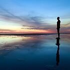 Another Place, Crosby Beach by MartinWilliams