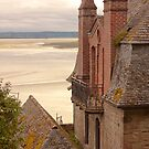 Mont Saint-Michel - Normandy France by Buckwhite