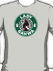 Lady Gahwa T-Shirt