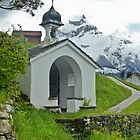 Chapel at Engelberg by vivsworld