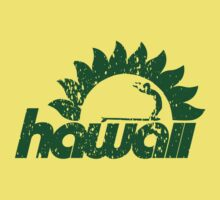 hawaiian surfer sun by Cheesybee
