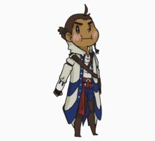 Connor Kenway by artistic-artist