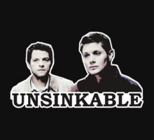 Destiel - Unsinkable by brostephhhx