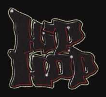HIP HOP (distressed) by inkpossible