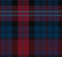 02904 Evans of Wales Tartan Fabric Print Iphone Case by Detnecs2013