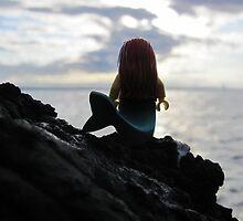 Mermaid by bricksailboat
