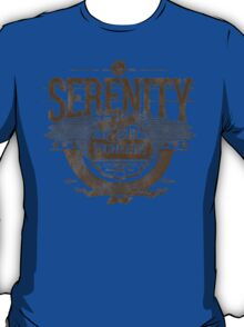 Serenity - Brown T-Shirt