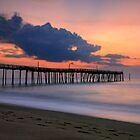 Atlantic Dawn, OBX by Michael Treloar