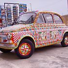 "OLDmobile 500 by Antonello Incagnone ""incant"""