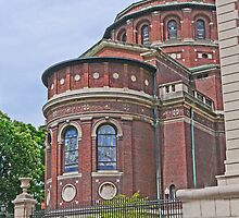 St Paul's Chapel, Columbia University by Graeme  Hyde